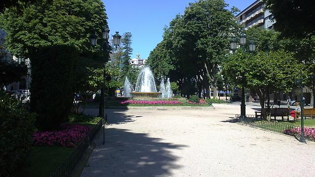 Plaza de Compostela Vigo