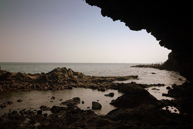 South west Aden coastline