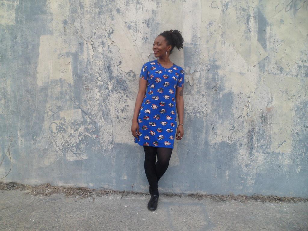 Lupita Blue
