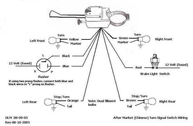 thesamba  hbb offroad  view topic  wiring brake