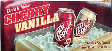 Cherry Vanilla Dr Pepper