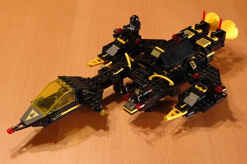 Blacktron - Renegade (6954)