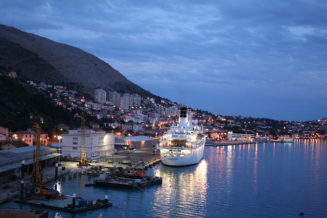 2008 Atardecer en Dubrovnik