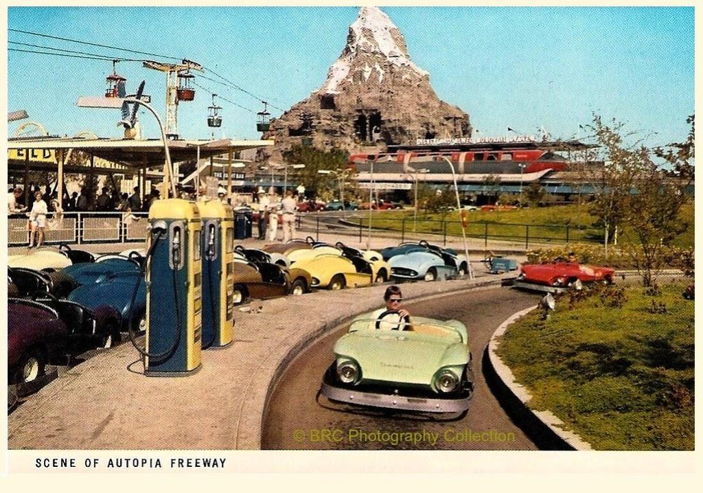 Disneyland ~ Anahiem, CA. 1959