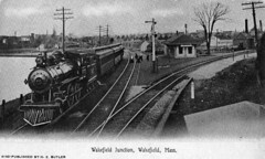 Wakefield Junction - Wakefield, MA