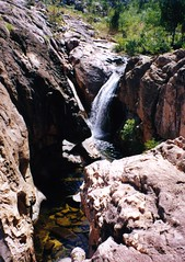 Kakadu National Park - Above Gunlom Falls