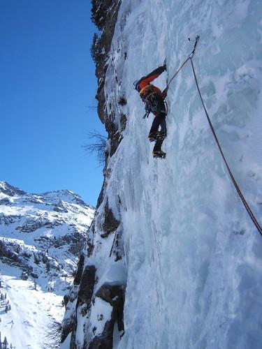 Alpine Einsatzübung Winter 08