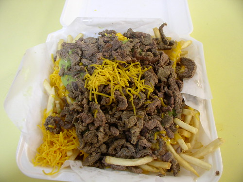 carne asada fries premix