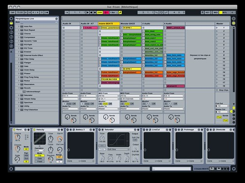 Ableton Live screenshot