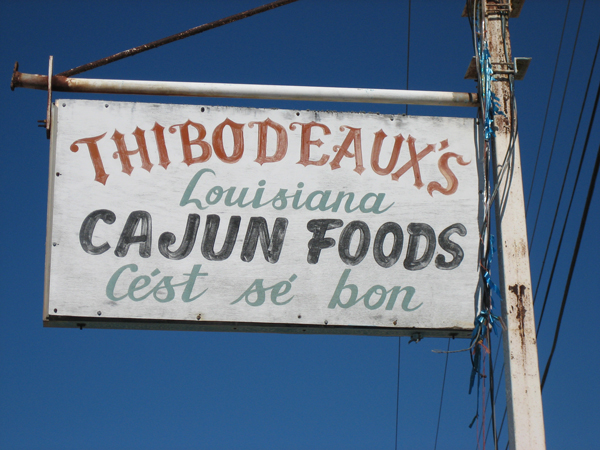 Thibodeaux's Louisiana Cajun Foods