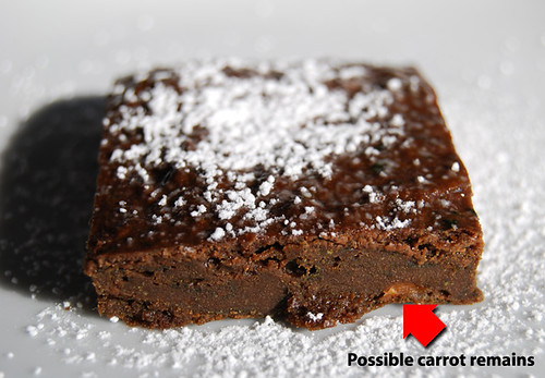 Jessica Seinfeld's recipe for brownies