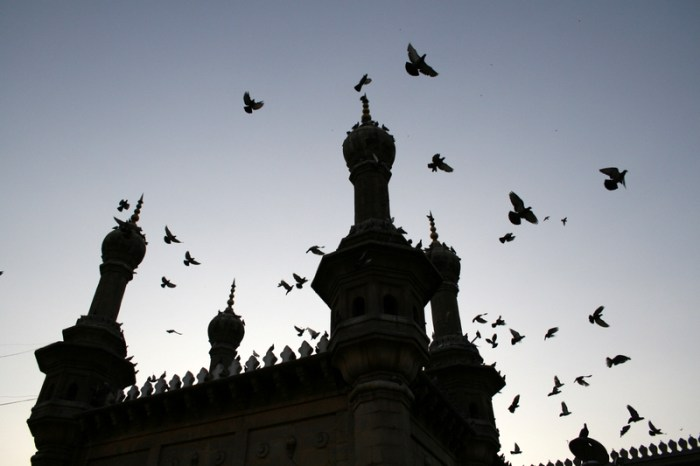 Mecca Masjid, Moments of Peace and Tranquility-Mecca Masjid Hyderabad