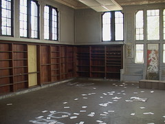 Miller Avenue Abandoned Library