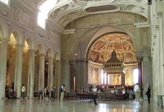 Church of St Peter In Chains, Rome