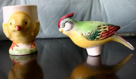 Ceramic Birdies