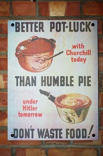 Poster @ Brewhouse Yard Museum, Nottingham
