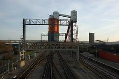 Coal silo