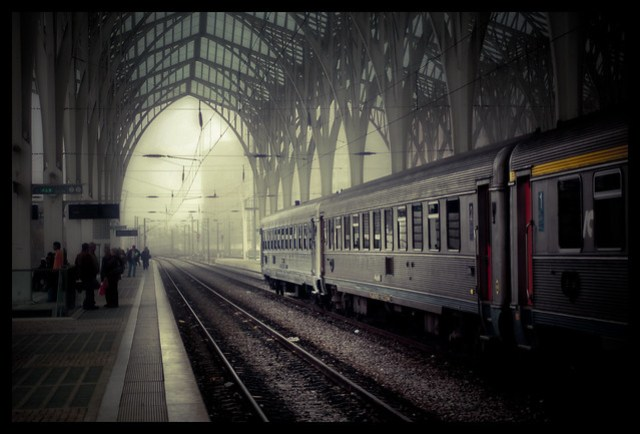 how to get around europe by train