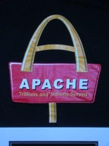 Apache - Trillions Served
