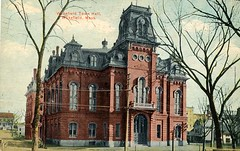 Wakefield Town Hall - 1912