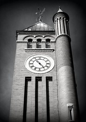 Church Clock Tower