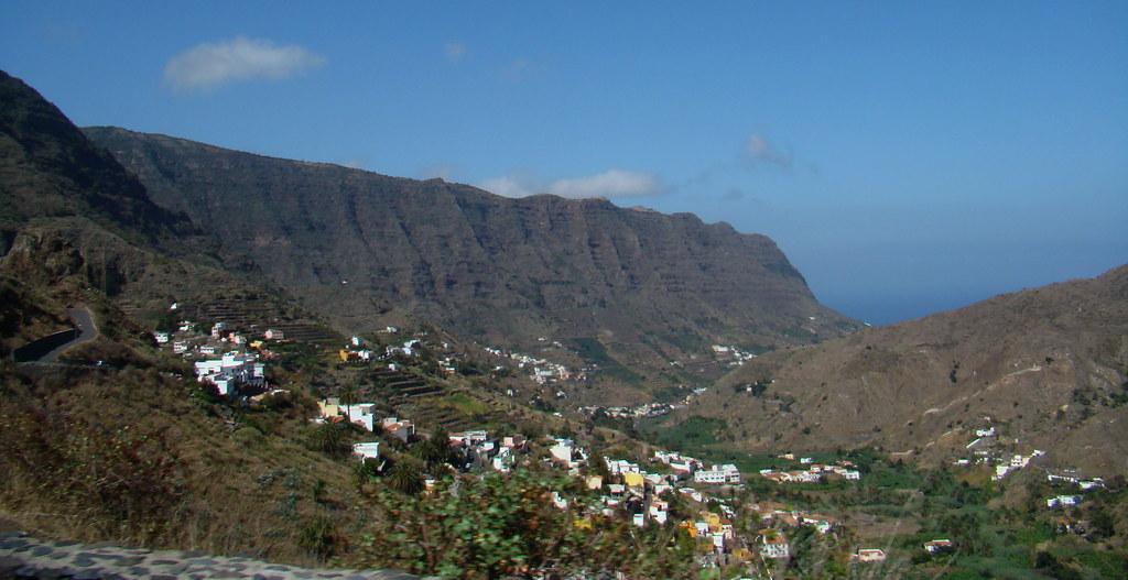 Isla de La Gomera Desde San Sebastian hasta Vallehermoso 10