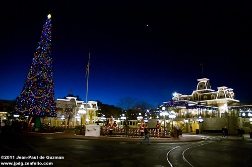 Main St. USA - Magic Kingdom, Walt Disney World
