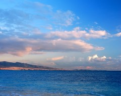 Aegean Sea - Sunset