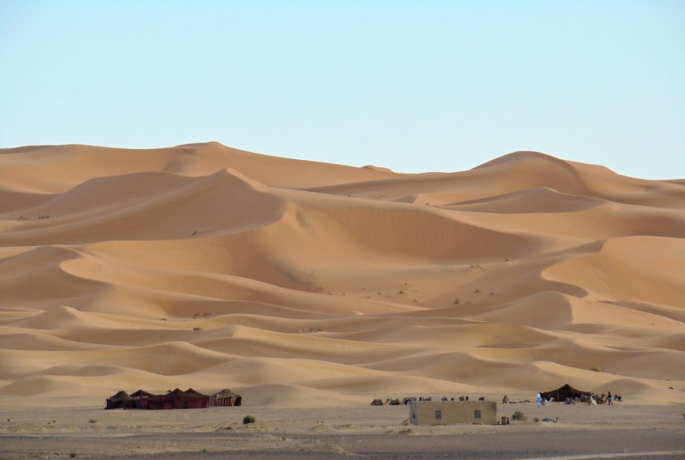 Marruecos Dunas de Merzouga Erg Chebbi 12