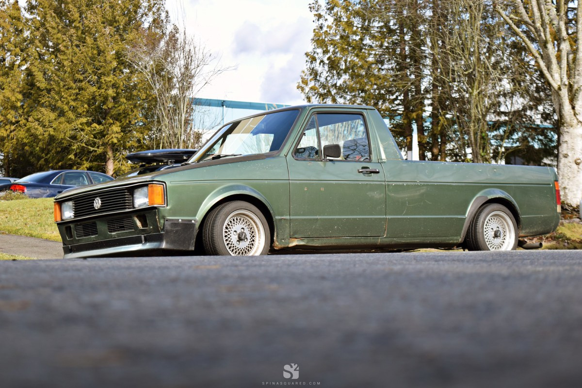 VW Caddy – SPINA²