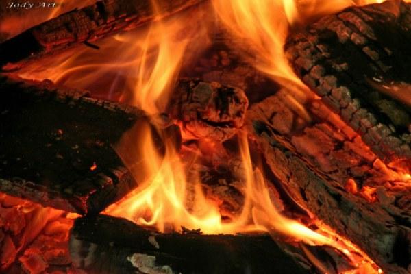 L'Amore è un fuoco Nascosto...