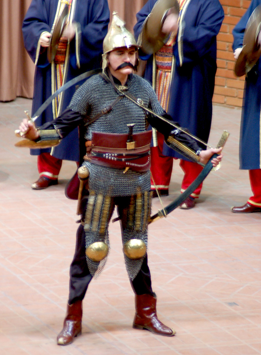 Armed Guard Fo The Janissary Band Flickr Photo Sharing