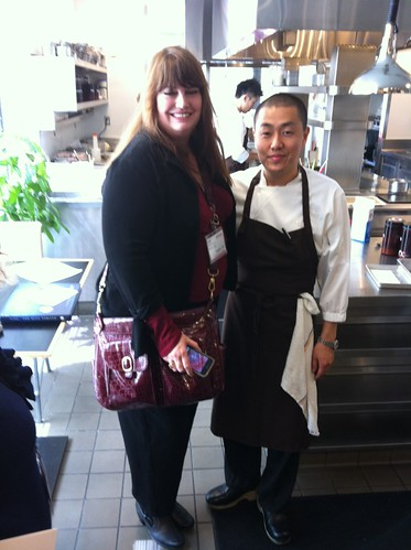 Chef Corey Lee of Benu