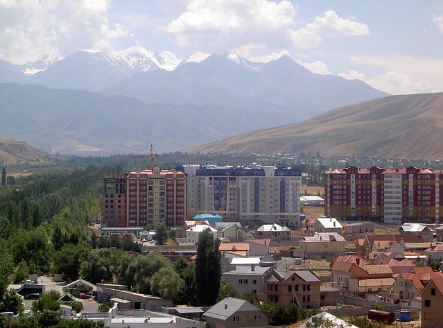Bishkek, Kyrgysztan