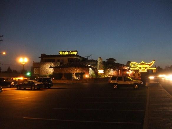 Magic Lamp Inn, Route 66, Rancho Cucamonga, CA