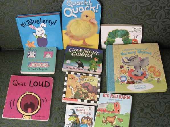 10 current fave children's books