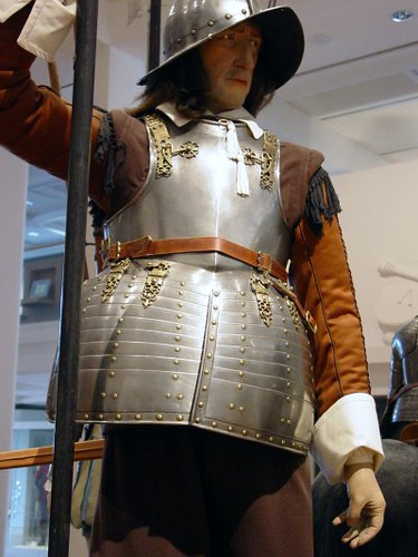 Leeds Armouries Pike Armour