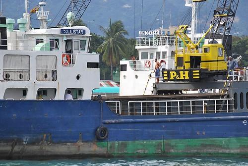 Cebu - Tubigon Ferry
