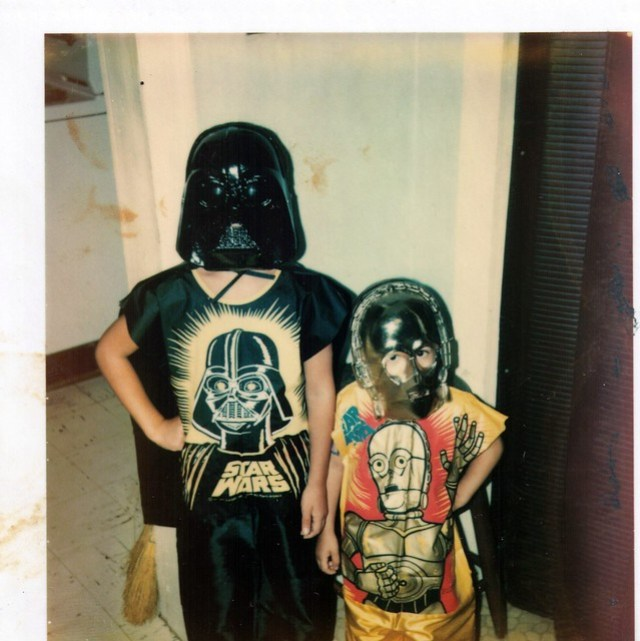 Halloween in Durant, Oklahoma 1978