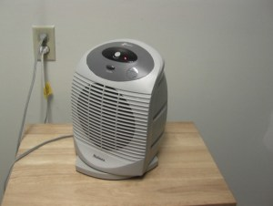 Holmes 1 Touch Oscillating Heater | Flickr  Photo Sharing!