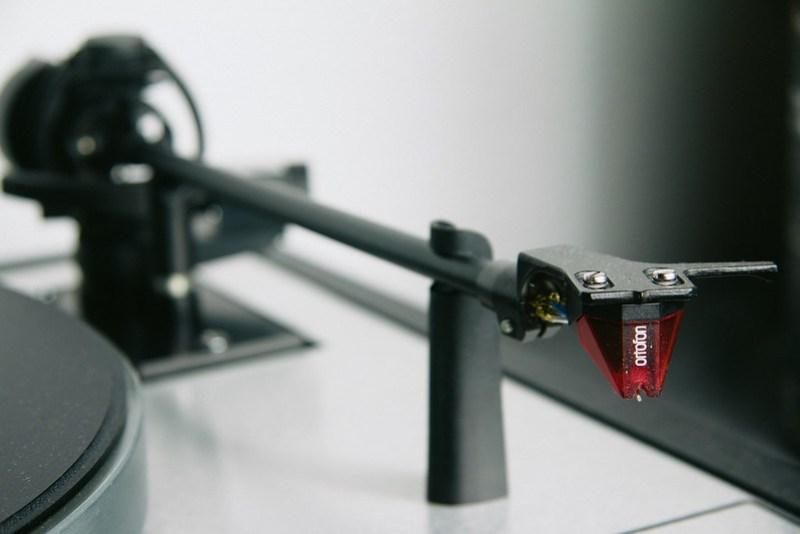 Thorens TD166 - TP16 mkIV arm