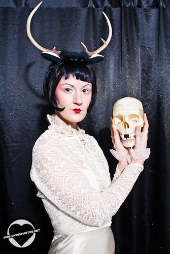 Bride Deer @ Exquisite Corpse