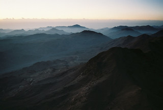 Mt. Sinai Before Sunrise