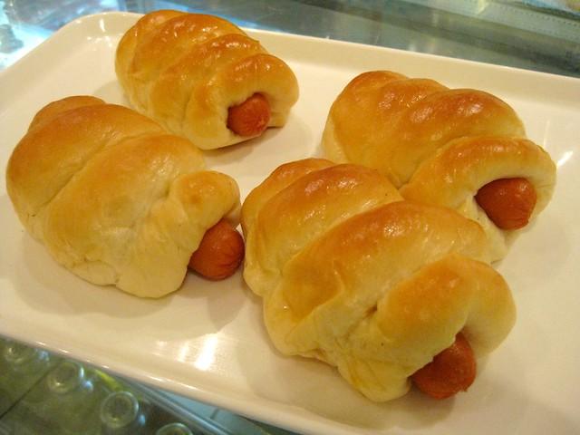 Breadtalk standard sausage