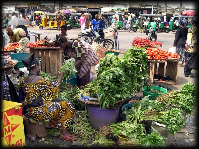 The Nigerian Marketplace