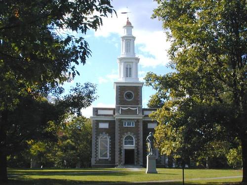 Hamilton College Chapel, Clinton, N.Y.