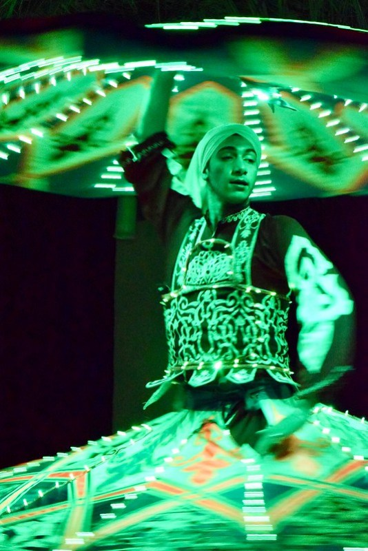 Tounara dance in Egypt