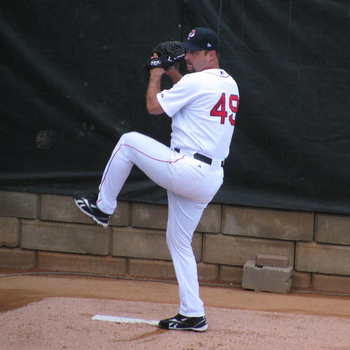 Tim Wakefield Winds Up