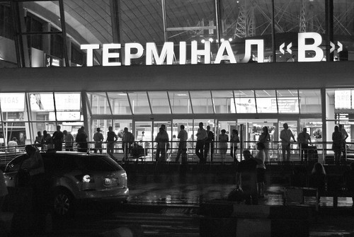 Boryspil Airport - CC Marco Fieber