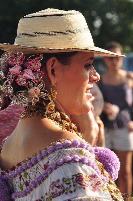 Sombrero y sol
